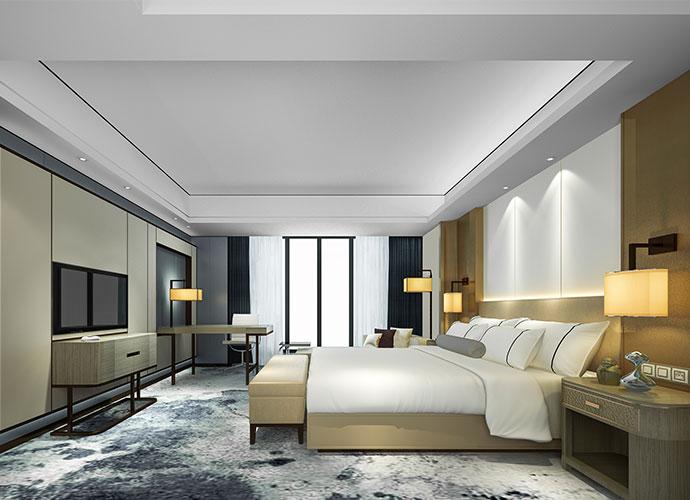 spanplafond slaapkamer